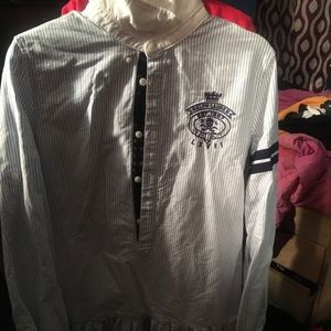 Girls polo rugby dress size 14